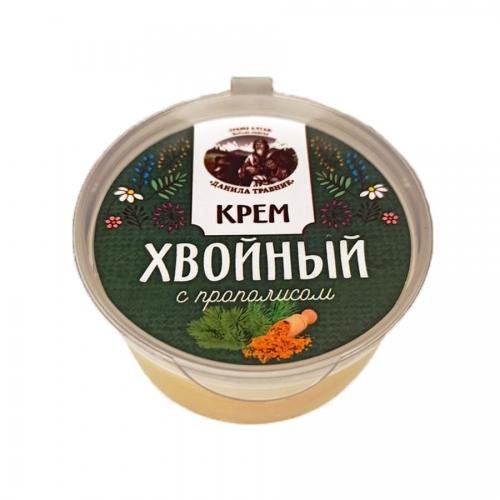 Купить Крем - хвойный с прополисом (50мл.)