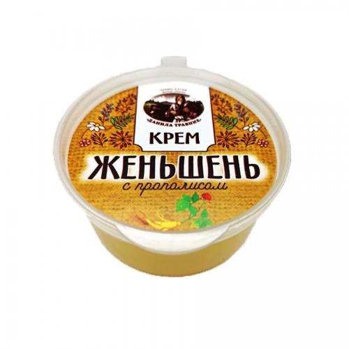 Купить Крем - Женьшень с прополисом (50мл.)
