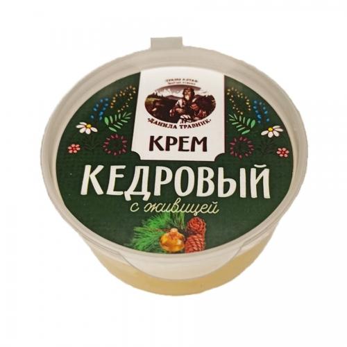 Купить Крем - кедровый с живицей (50мл.)
