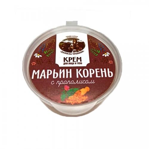 Купить Крем - марьин корень с прополисом (50гр.)