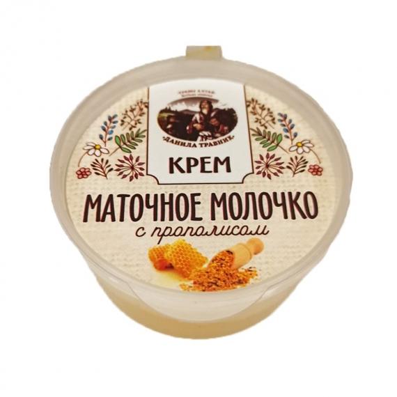 Купить Крем — маточное молочко с прополисом (50мл.)