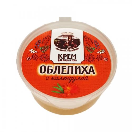 Купить Крем - облепиха с календулой (50мл.)