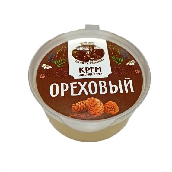Купить Крем - ореховый (50мл.)