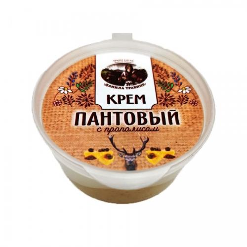 Купить Крем пантовый с прополисом (50мл.)