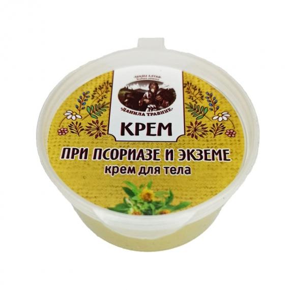 Купить  Крем - при псориазе и экземе (50мл.)