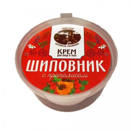 Купить Крем - шиповник с прополисом (50мл.)