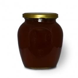 """Горный мёд """"Дягиль + разнотравье"""" 1 кг (2021 года)"""