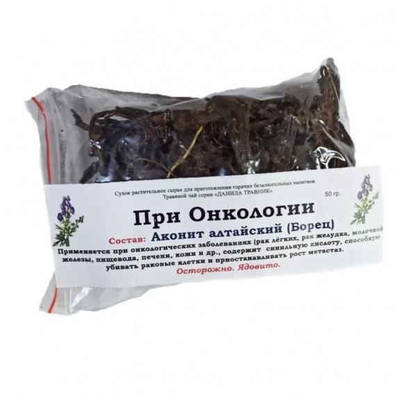 Купить Аконит (борец) корень (50 гр.)