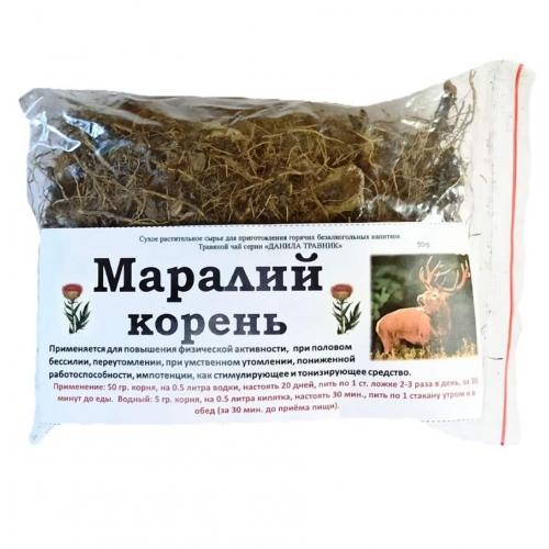 Купить Маралий корень (Левзея сафлоровидная) (50гр.)