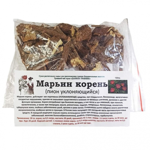 Купить Марьин корень (100 гр.)