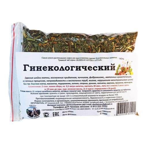 """Купить Сбор """"Гинекологический"""" (140гр.)"""