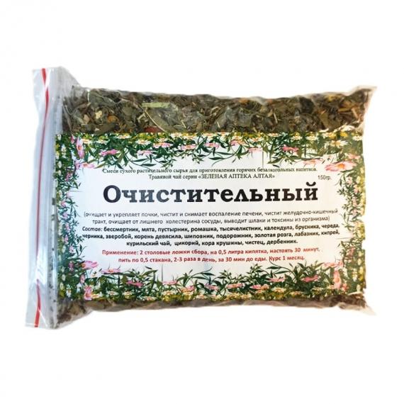 """Купить Сбор """"Очистительный"""" (150гр.)"""