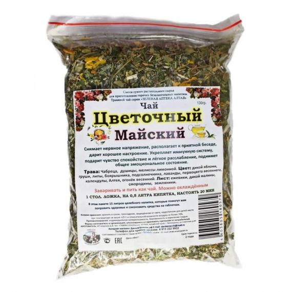 """Купить Фиточай """"Майский цветочный"""" (150 гр.)"""