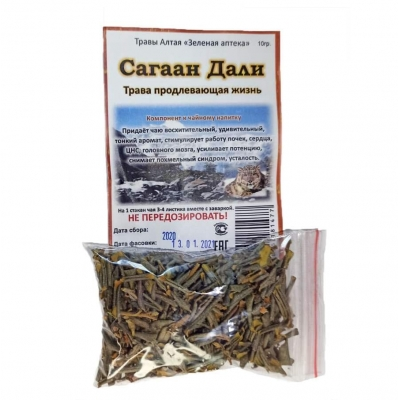 """Купить Чай """"Сагаан-Дали"""" (10 гр.)"""