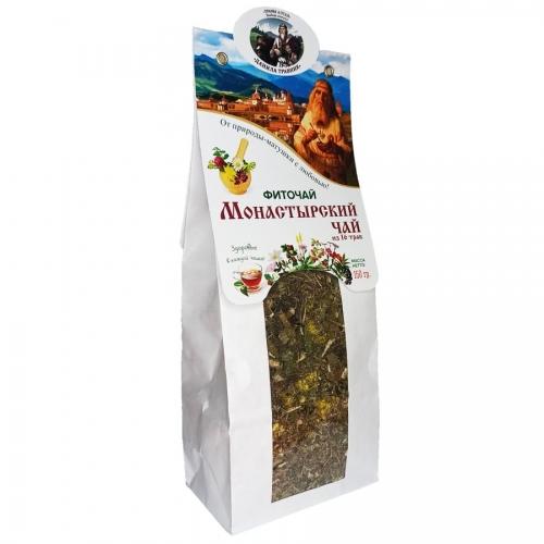 Купить Монастырский чай в бумажной упаковке (150 гр.)