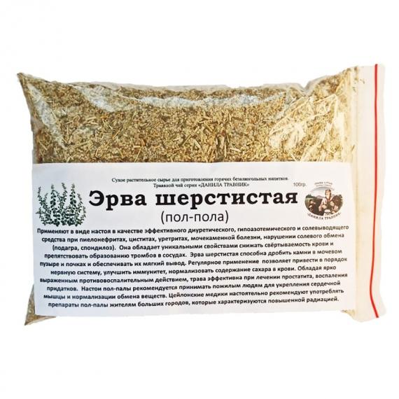 Купить Эрва шерстистая (пол-пола) (100гр.)