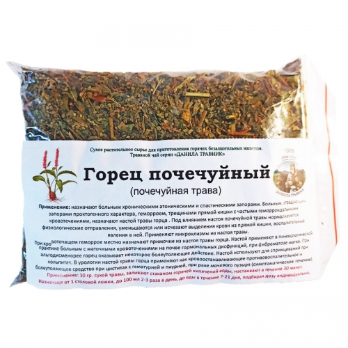 Купить Горец почечуйный (почечуйная трава) (100 гр.)
