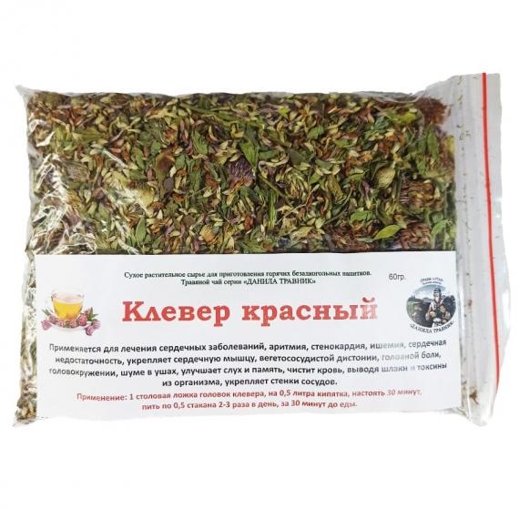 Купить Клевер красный  (головки) (60 гр.)