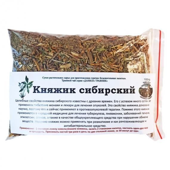Купить Княжик Сибирский (100 гр.)