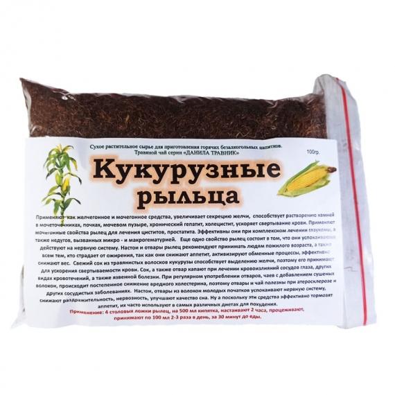 Купить Кукурузные рыльца (100гр.)