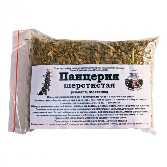 Купить Панцерия шерстистая (измаген, залетайка) (100 гр.)